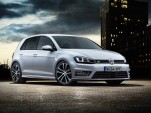 2015 Volkswagen Golf R-Line (European-spec)