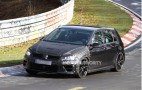 2015 Volkswagen Golf R Spy Video