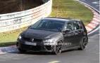 2015 Volkswagen Golf R Spy Video