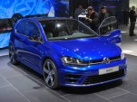 2015 Volkswagen Golf R live photos, 2014 Detroit Auto Show