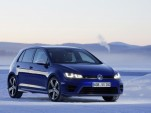 2015 Volkswagen Golf R (Euro spec) - Ice Driving