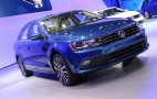 2015 Volkswagen Jetta And Golf SportWagen Concept On Show In New York: Live Photos