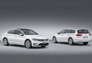 Volkswagen Passat GTE Plug-In Hybrid To Appear At Paris Motor Show