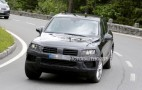 2015 Volkswagen Touareg Spy Video
