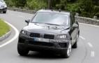 2015 Volkswagen Touareg Spy Video