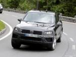 2015 Volkswagen Touareg spy shots