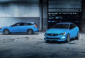 2015 Volvo S60 and V60 Polestar