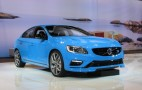 2015 Volvo S60 And V60 Polestar Debut At 2014 Chicago Auto Show: Live Photos
