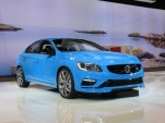 2015 Volvo S60 Polestar at 2014 Chicago Auto Show