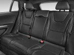 2015 Volvo V60 4-door Wagon T6 R-Design AWD Rear Seats