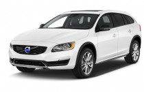 2015 Volvo V60 Cross Country 2015.5 4-door Wagon T5 AWD Angular Front Exterior View