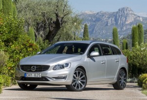 2015 Volvo V60 Wagon To Debut Engine Tech Headed For S60, XC60