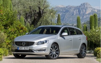 2015 Volvo V60, Carbon Fiber Sports Car, January Sales: What's New @ The Car Connection
