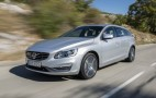 2015 Volvo S60, XC60, New V60 Wagon: Fuel-Efficient Drive-E Engines