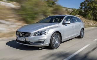 2015 Volvo V60 Video Road Test