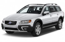 2015 Volvo XC70 FWD 4-door Wagon T5 Drive-E Angular Front Exterior View