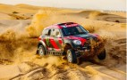 Eight MINI ALL4 Racings To Take On 2015 Dakar Rally