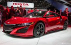 Acura NSX: The Legend Returns At 2015 Detroit Auto Show