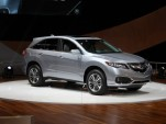 2016 Acura RDX  -  2015 Chicago Auto Show live photos