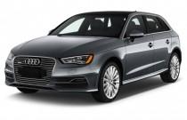 2016 Audi A3 e-tron 4-door HB Premium Plus Angular Front Exterior View