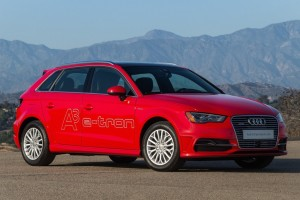 2016 Audi A3 e-tron Sportback