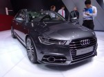 2016 Audi A6 (European spec), 2014 Paris Auto Show