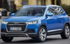 Audi Q1 Crossover Rumors Return: Report
