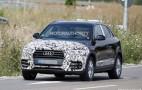 2016 Audi Q3 Spy Shots