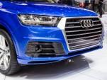 2016 Audi Q7 live photos, 2015 Detroit Auto Show