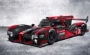 2016 Audi R18 LMP1 World Endurance Championship race car