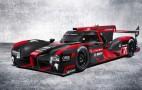 2016 Audi R18 LMP1 World Endurance Championship Racer Revealed