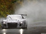 2016 Audi R8 LMS ultra race car spy shots