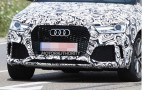 2016 Audi RS Q3 Spy Shots