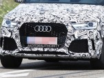 2016 Audi RS Q3 facelift spy shots