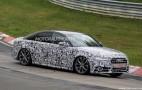 2016 Audi S6 Spy Shots