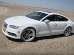 2016 Audi S7 At El Mirage Dry Lake Bed
