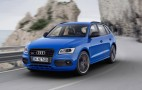 Audi Ups Power On SQ5 TDI With Plus Trim: Forbidden Fruit