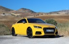 2016 Audi TT / TTS first drive review