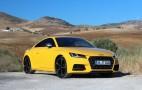 2016 Audi TT / TTS First Drive