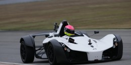 BAC Mono with wider chassis