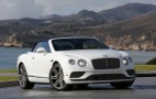 2016 Bentley Continental GT Convertible Coastline Drive