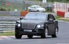 Bentley SUV To Be Called Bentayga: Video