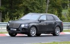 Bentley Bentayga SUV To Spawn Crossover Coupe?