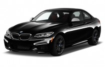 2016 BMW 2-Series 2-door Coupe M235i RWD Angular Front Exterior View