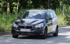 2016 BMW 2-Series Gran Tourer Seven-Seater Spy Shots