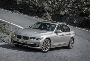 BMW 330e plug-in hybrid ads: no wait for Tesla Model 3 needed