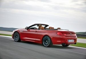 2016 BMW 6-Series Convertible