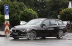 2016 BMW Alpina B3 Biturbo Spy Shots
