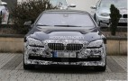 2016 BMW Alpina B6 Gran Coupe Spy Shots