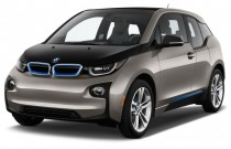 2016 BMW i3 4-door HB Angular Front Exterior View